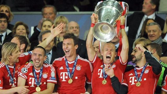 Бавария - Лига Чемпионов