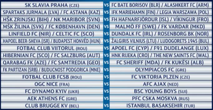 ЦСКА: расписание матчей 2019-2020 | квалификация, календарь изоражения